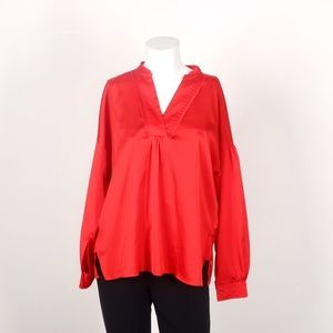 Red Laundry by Shelli Segal shirt size small